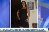 Mujer en grave estado tras realizarse procedimiento estético en casa de Ciudad 2000