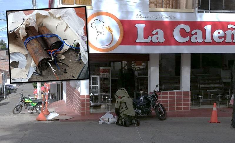Ejército Nacional desactivó artefactos explosivos en zona urbana de El Bordo, Cauca