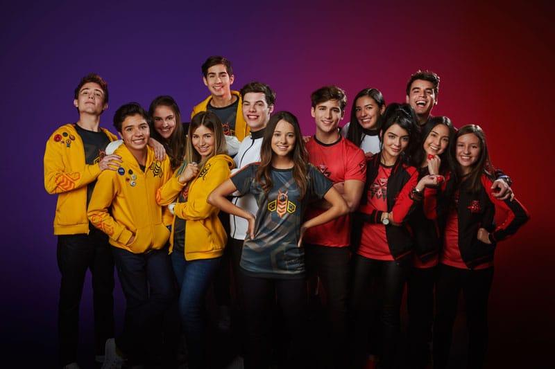 Nickelodeon anuncia la producción de la segunda temporada de Noobees