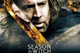 """Nicolas Cage se convierte en un cazador de brujas en """"Season of the Witch"""""""
