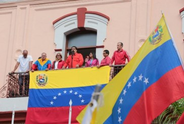 Duque insiste en que Colombia buscará cambio de gobierno en Venezuela