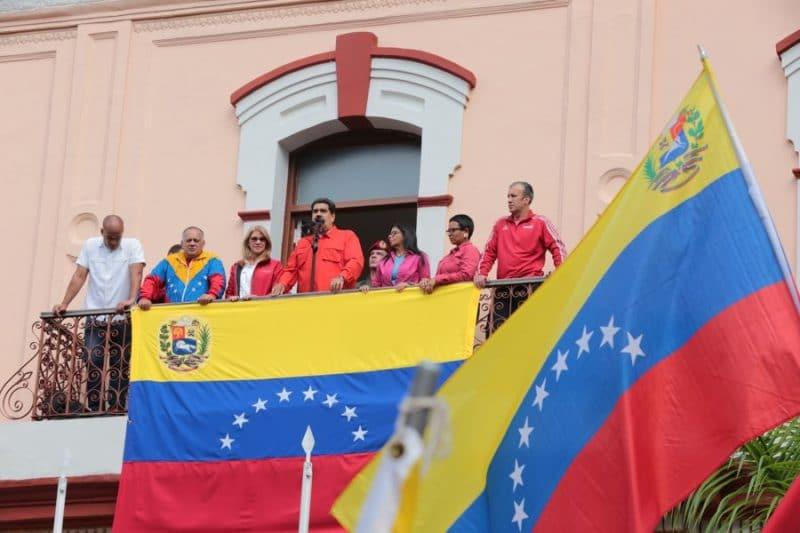 """Duque: """"La dictadura de Venezuela está en connivencia con el narcotráfico y el terrorismo"""""""