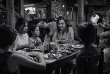 Película mexicana Roma parte como favorita en los Oscar con 10 nominaciones