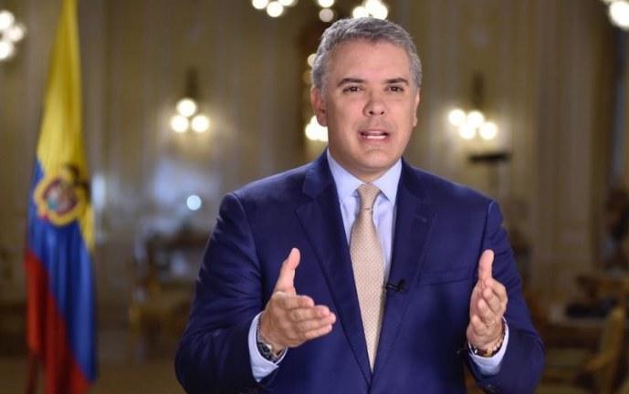 Duque objetó seis artículos de ley que regirá a tribunal de paz en Colombia