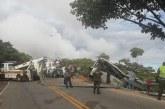 Revelan hipótesis de accidente de bus que viajaba a Cali tras Carnavales de Pasto