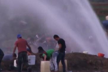 Revelan video del momento de explosión de ducto en México que deja 91 muertos