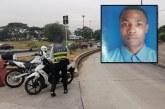 Por robarlo, encapuchados asesinan a un agente de tránsito de Cali en la Guajira