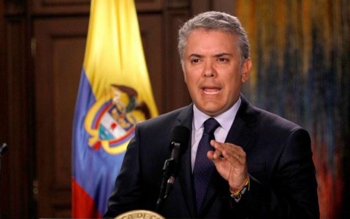 """Colombia respalda propuesta de EEUU para """"Gobierno de transición"""" en Venezuela"""