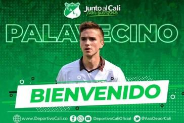 Agustín Palavecino es oficialmente nuevo jugador del Deportivo Cali