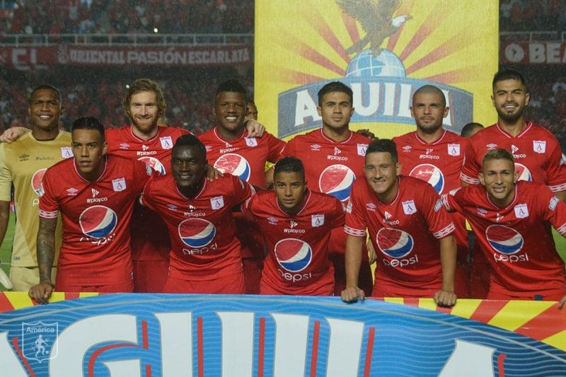 De visitante también se suma: América vence a Rionegro Águilas 2-1