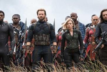 Avengers Endgame rompió récord en sus primeros cinco días de taquilla