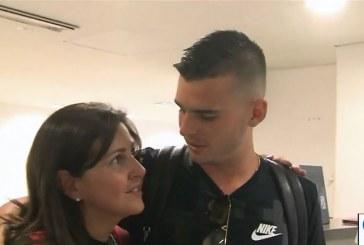 Con la bendición de su madre, Benedetti viajó a México y se unirá al América