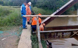 Encuentran cuerpo de venezolano que había desaparecido en el río Jamundí