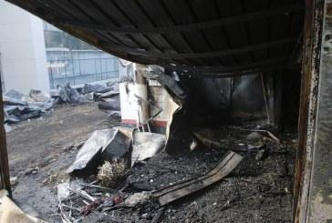 Al menos 10 canteranos muertos por incendio en sede deportiva del Flamengo