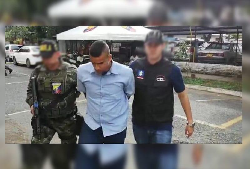 Envían a la cárcela presunto extorsionista de un padre de familia en Dagua