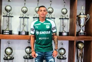 Deportivo Cali anunció al volante Carlos Rodríguez como su nuevo refuerzo