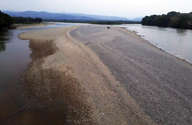 Cierre de compuerta en represa Hidroituango comprometió caudal del río Cauca