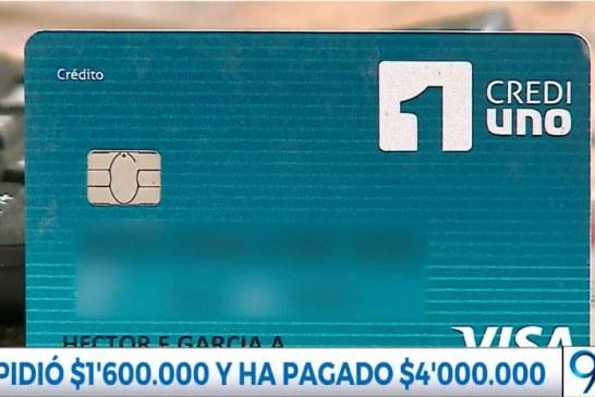 Clientes de entidad financiera de Cali denuncian cobros excesivos por prestamos