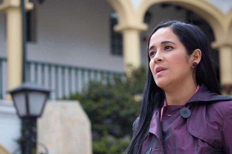 Bochornoso episodio de Concejal al presentarse ebria durante plenaria en Bogotá