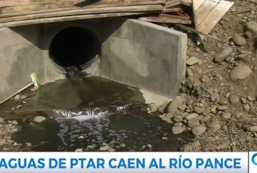 CVC responde a denuncia ciudadana por contaminación con aguas negras al río Pance