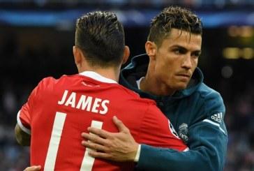 Acción de Cristiano Ronaldo que sería clave para que James vaya al Juventus