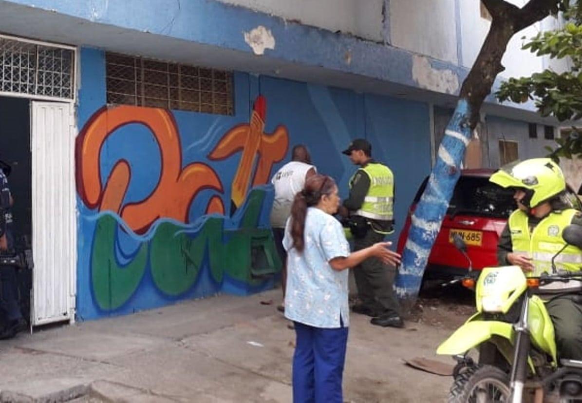 Delincuentes hurtaron camión con alimentos para estudiantes de colegio en Mojica