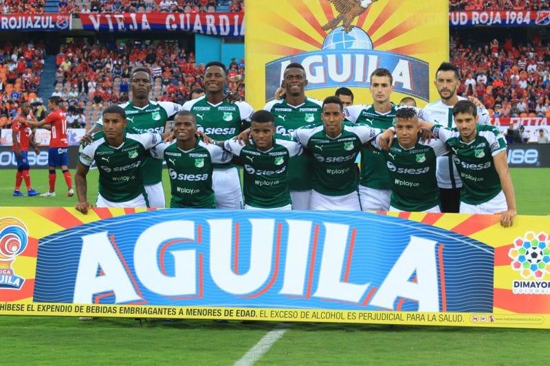 Deportivo Cali empata con Independiente Medellín y deja ir 2 puntos sobre el final