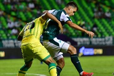 Deportivo Cali no pasó del empate ante Atlético Huila en casa
