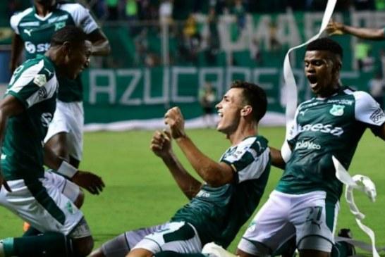 De menos a más: Deportivo Cali goleó a Patriotas en Tunja