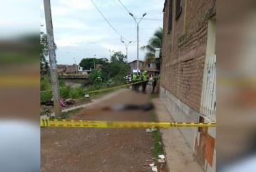 Por disputa territorial, dos jóvenes fueron asesinados en el barrio Marroquín