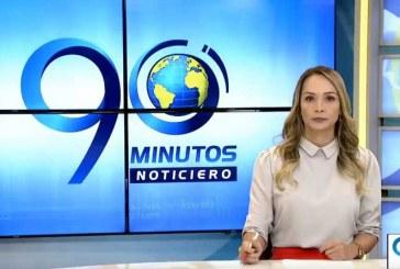 Emisión viernes 08 de febrero del 2019