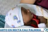 Estudiante de enfermería atendió parto en un bus en la recta Cali-Palmira