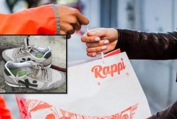 Joven en Cali pidió promoción de perros por Rappi, pero le llegaron unos zapatos viejos