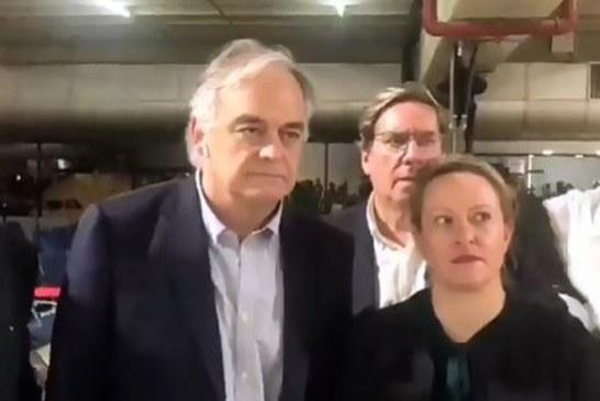 Expulsan de Venezuela a delegación europea que se reuniría con Guaidó