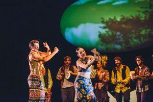 El flamenco se toma a Cali con 'Delicatessen' y 'Flamecoland'