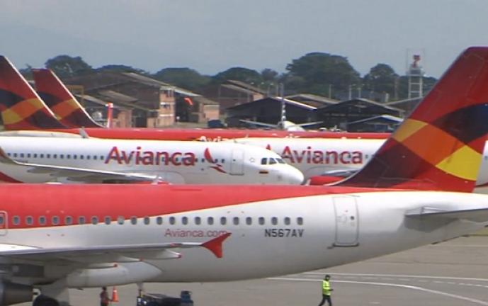 Gobierno le otorga a Avianca un crédito por 370 millones de dólares