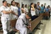 Hospital Universitario levanta oraciones por la salud del gerente y acompañantes