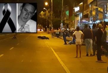 Identifican a motociclista que murió en accidente de tránsito en la Calle 5