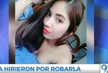 Joven universitaria caleña fue apuñalada en intento de robo y presunta violación