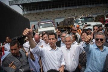 Magistrado venezolano dice que Guaidó puede enfrentar 30 años de cárcel