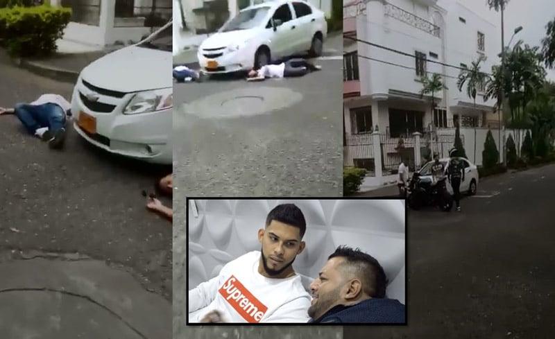 Video del homicidio de Instagramers Lasso y Rivera es falso: Policía de Cali