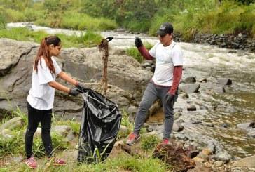 Alrededor de 12 kilómetros abarcó jornada de limpieza en el río Pance