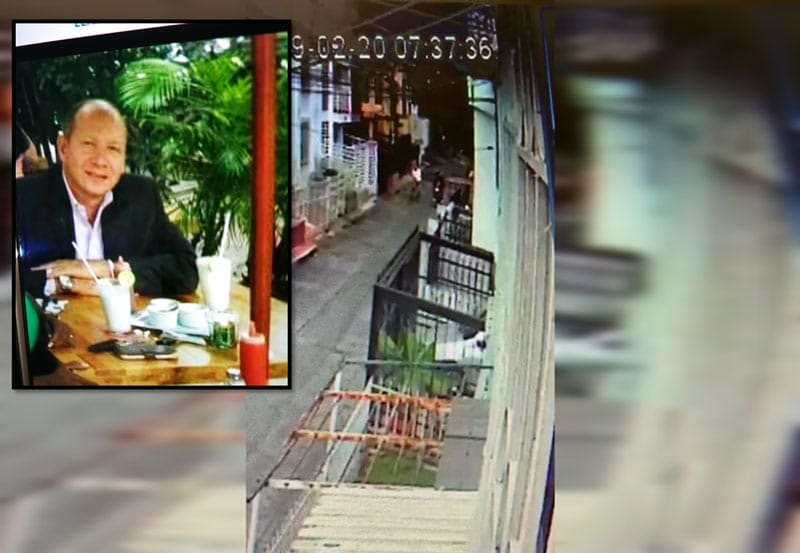Capturan a hombre que, presuntamente, disparó contra Juez de Cali en Los Álamos