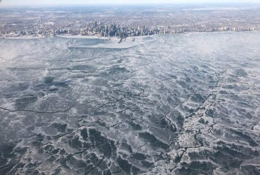 Ola de frío polar paraliza centro norte de EEUU y causa una decena de muertos