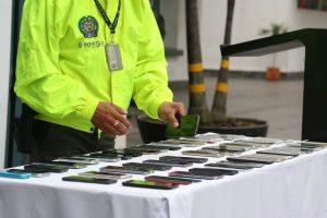 Plan IMEI tiene más de 2.700 celulares para su reintegro a víctimas de robo en Cali