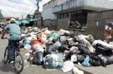 Tras una semana sin recolección, Popayán se mantiene inundada de basuras