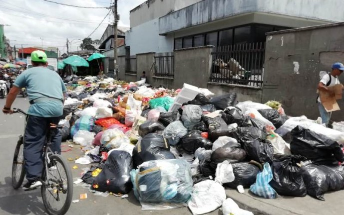 Investigan por contaminación ambiental a empresa de aseo de Popayán
