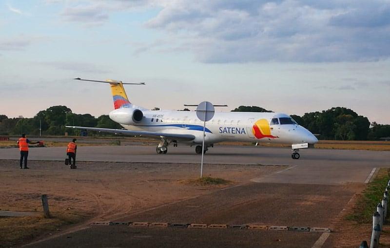Tras salida de Santena, nariñenses lanzan alerta ante costos en pasajes aéreos