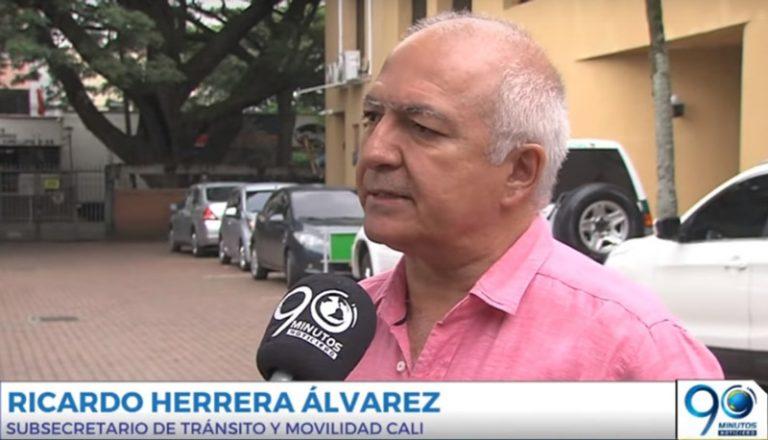 Tras salida de Orobio, Ricardo Herrera será el nuevo Secretario de Movilidad de Cali
