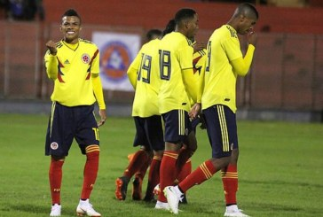 Con fortuna, Selección Colombia Sub 20 participará del mundial de Polonia